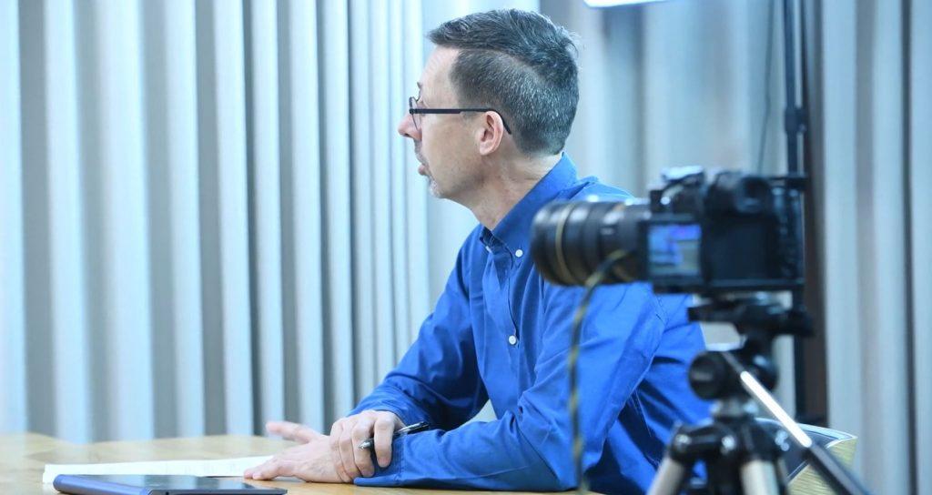 Studio pro online vysílání